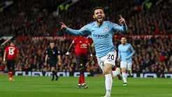 City Delight as United go down 2-0!