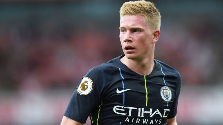 De Bruyne on Football and meeting Raheem