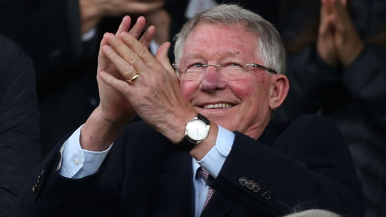 Sir Alex Ferguson Forecasts a Liverpool Title Win
