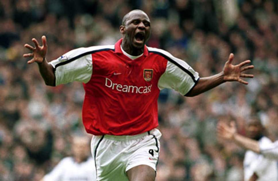 Player Profile: Patrick Vieira