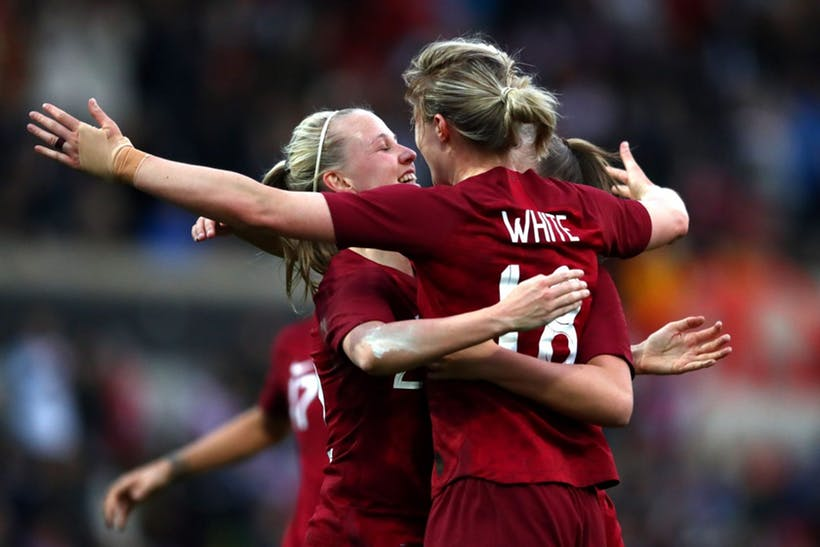 England Women World Cup Boost