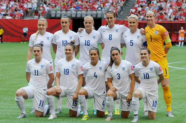 England Lionesses Aim High for Fifa World Cup