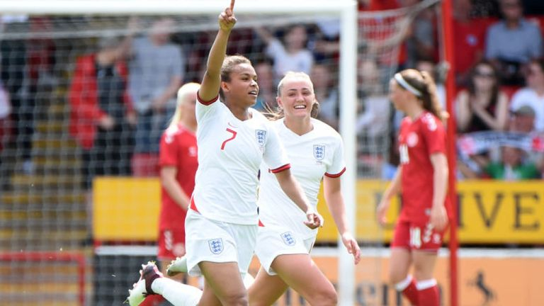 Parris will provide Cutting Edge for England