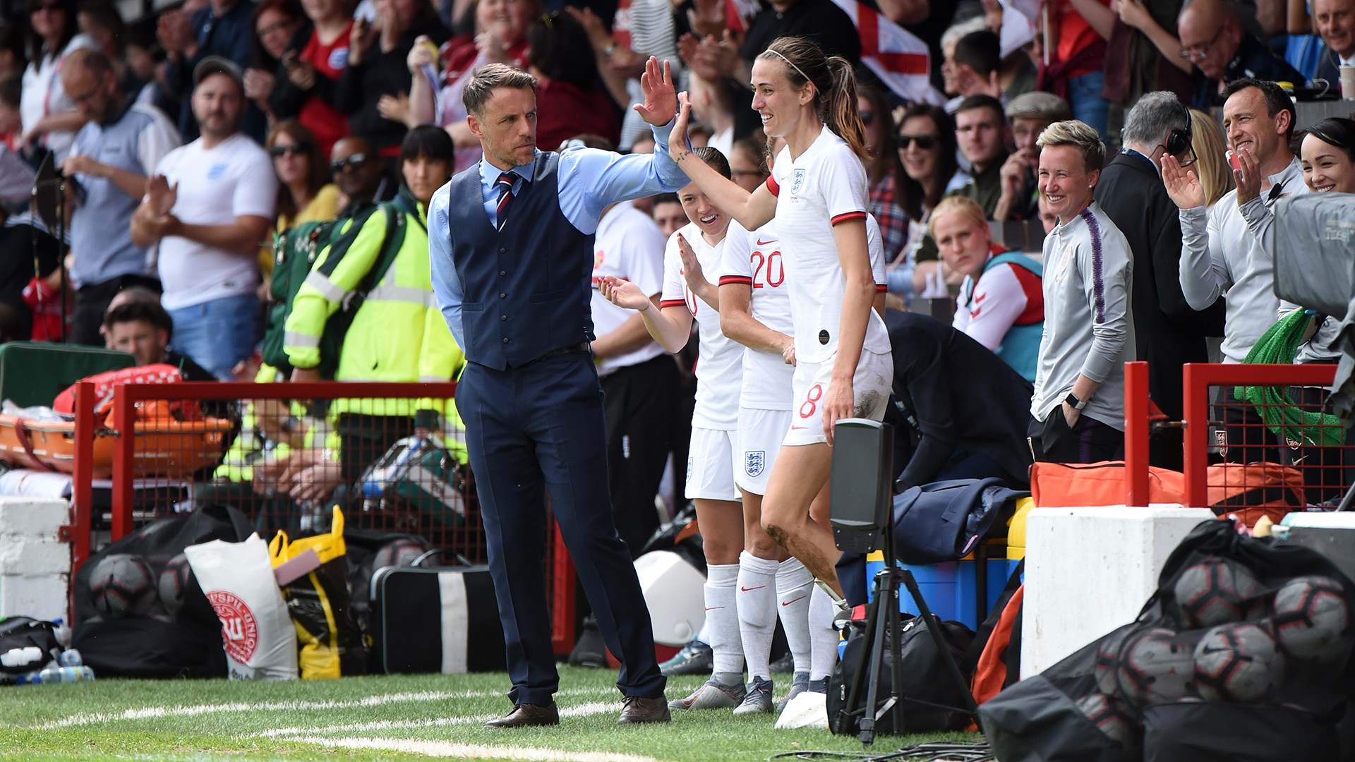 England Lionesses Ready For Success