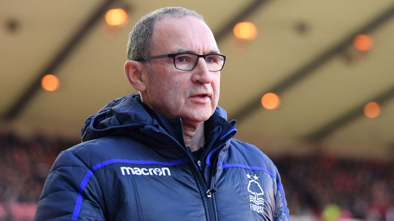 O'Neill follows Keane out of Forest