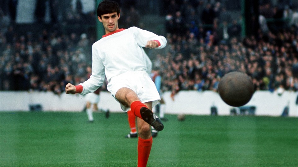 History: George Best