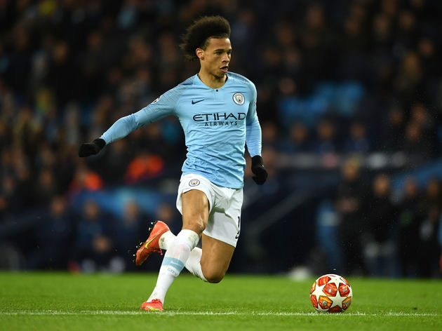 Sane in talks with Bayern over Potential Move