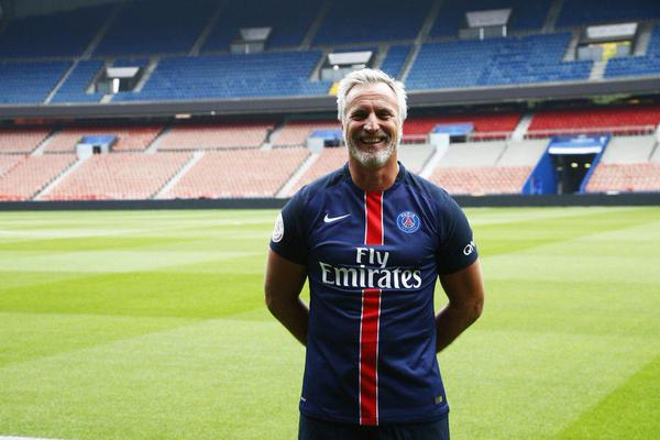 Player Profile: David Ginola