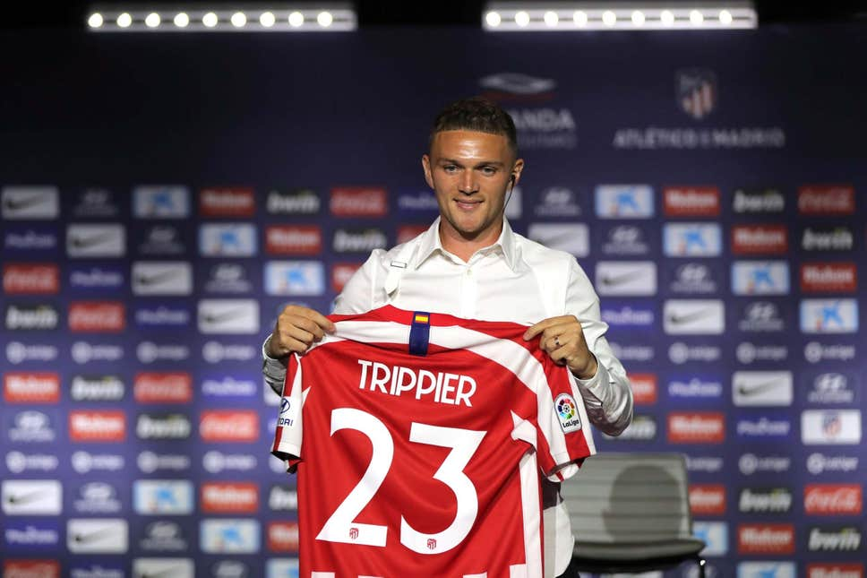 Trippier Hints of 'behind-the-scenes' issues led him to seem move to Atletico Madrid