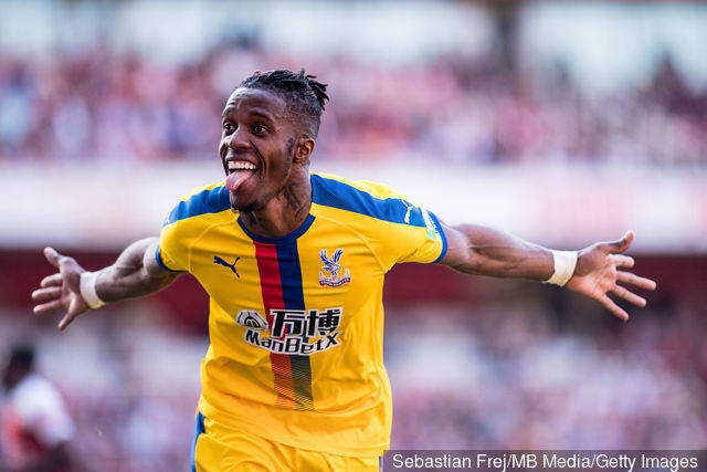 Zaha unsettled by Arsenal interest