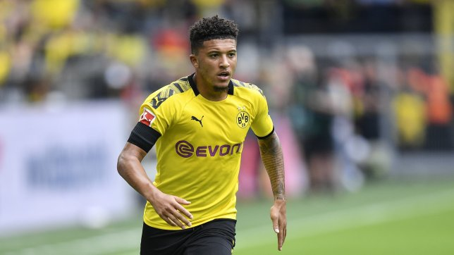 Jadon Sancho- The World At His Feet