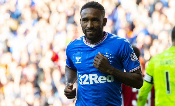 Defoe Enjoying Life in Scotland