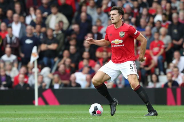 Maguire Maintains Positivity as United Creep Past Leicester