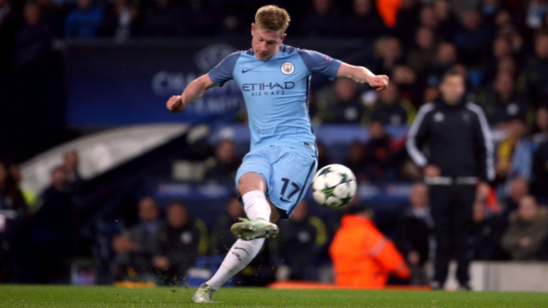 Kevin De Bruyne Chasing Records
