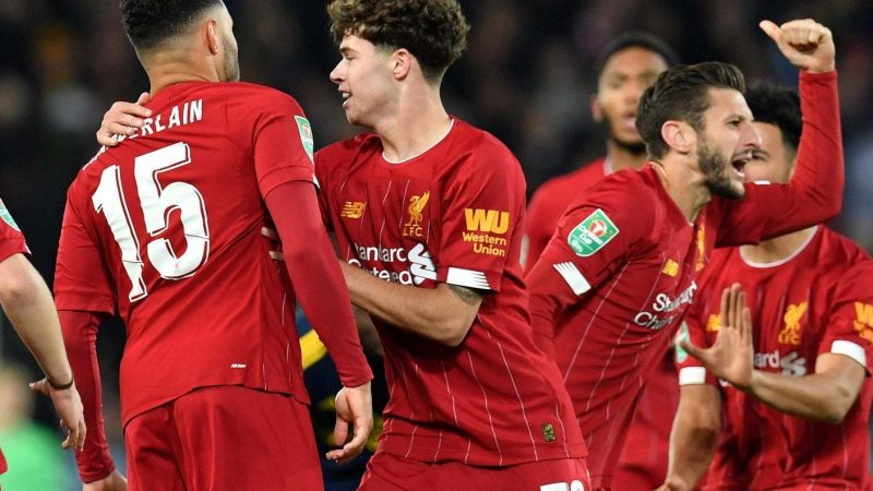 Liverpool vs Arsenal LIVE: Score, goals and latest updates from Carabao Cup fourth round
