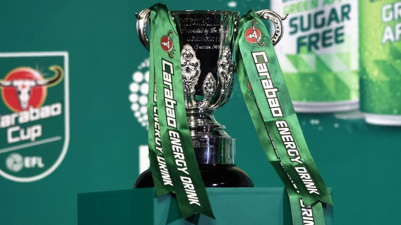 Carabao Cup draw LIVE: Quarter-final 2019/20 latest as Man Utd, Liverpool and more learn fate