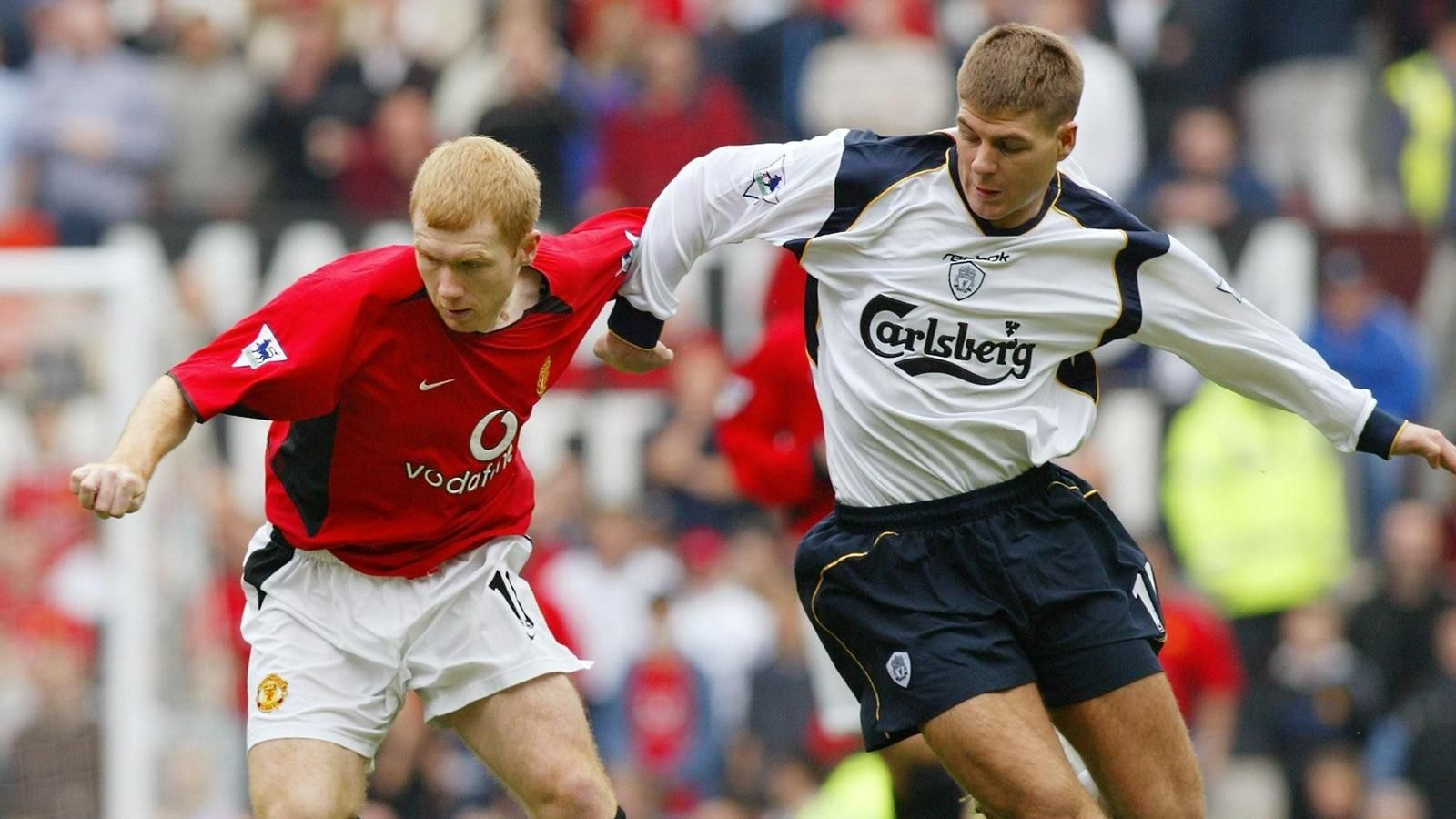 Scholes and Gerrard Predict Sundays Outcome