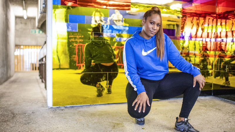 Leanne Pero named in Lucozade Sport's Movers List