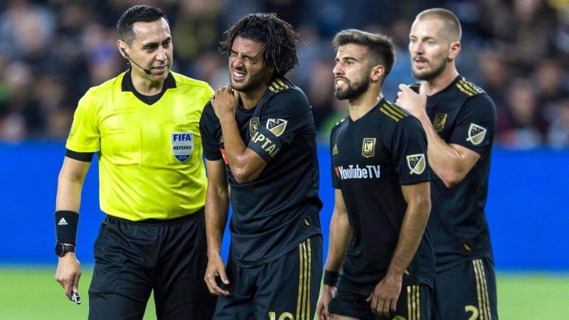 LAFC let Seattle Sounders rip shot at MLS immortality from their grasp