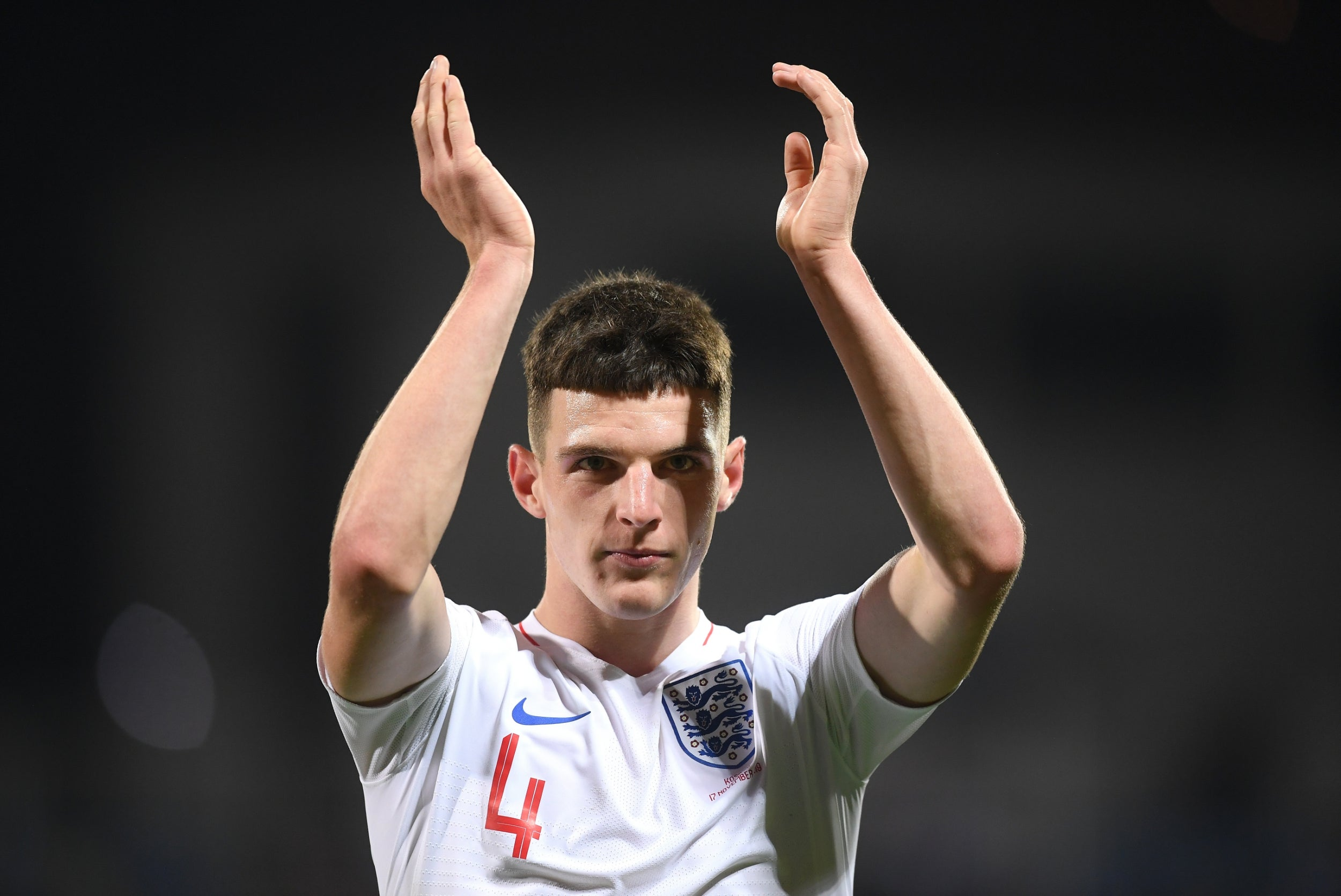 Declan Rice insists he can form a strong England midfield partnership with Harry Winks for Euro 2020