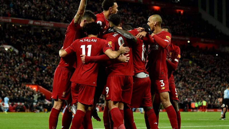 Liverpool 3-1 Manchester City: Report and player ratings from Anfield