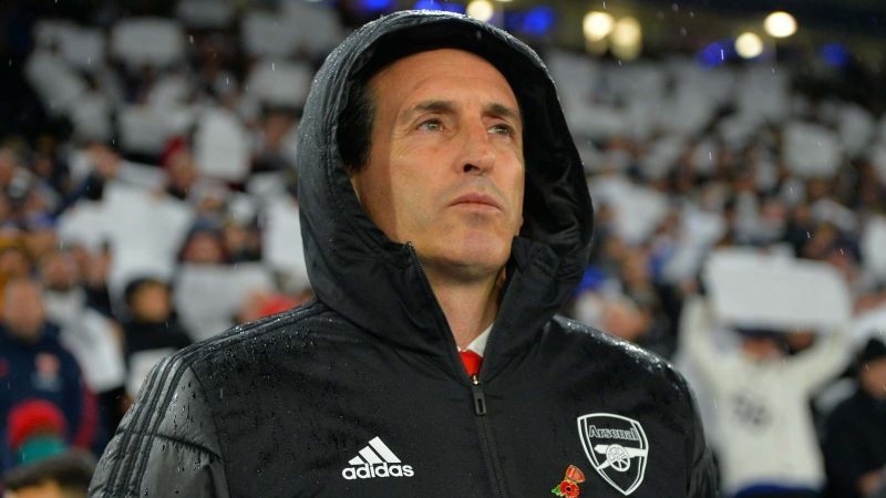 Arsenal: Unai Emery says he was 'surprised' by Mauricio Pochettino's Tottenham sacking