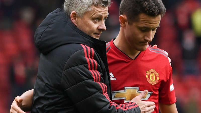 Ander Herrera: Former Manchester United midfielder hits out at club owners