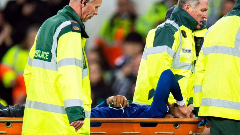 Everton news: Carlo Ancelotti on Andre Gomes injury return