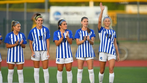 Women's Soccer Hosts In-State Opponent Connecticut