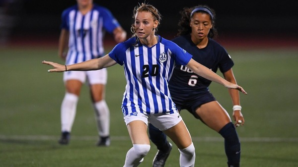 Central Ties with Connecticut 1-1 Thursday Night
