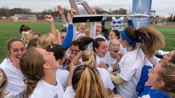 Blue Devils Head to Rutgers for First Round of Women's College Cup
