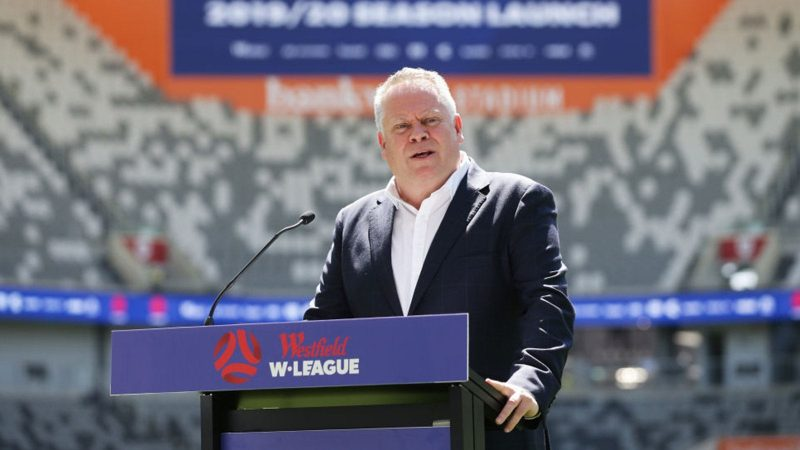 W-League looks to Asia as USA links firm : WomensSoccer