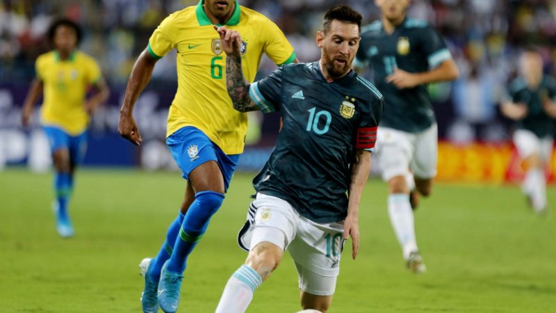 Lionel Messi leads Argentina to win over Brazil in Saudi Arabia friendly