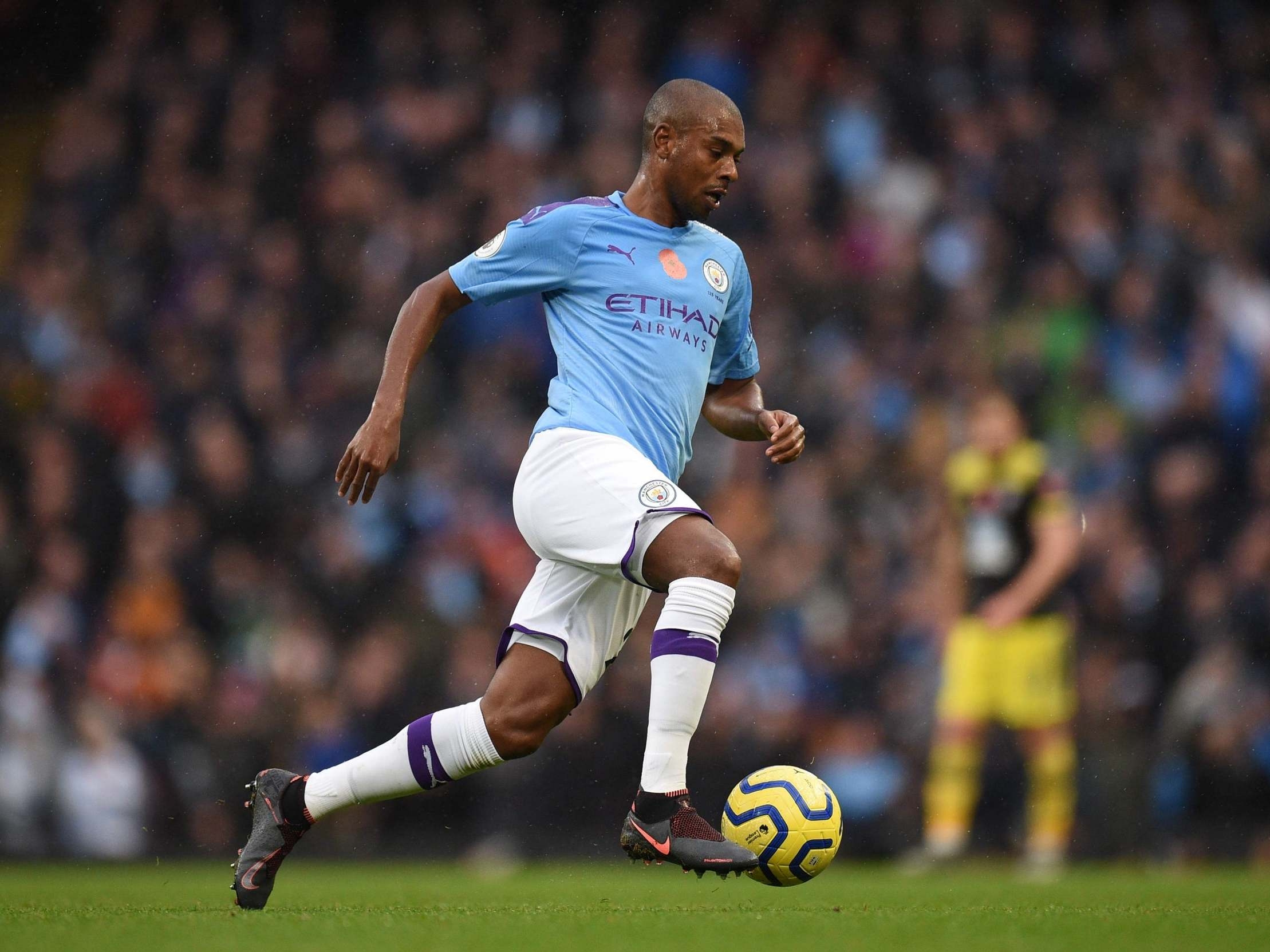 Man City's dismal record at Liverpool means nothing – Fernandinho