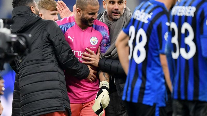 Man City vs Atalanta was like 'going to the dentist' claims Pep Guardiola