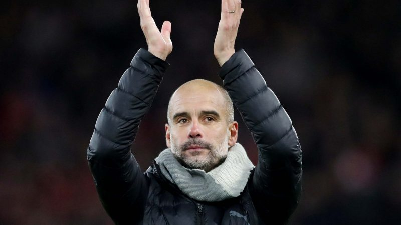 Liverpool vs Man City result: Pep Guardiola hails 'incredible' performance despite damaging Anfield defeat