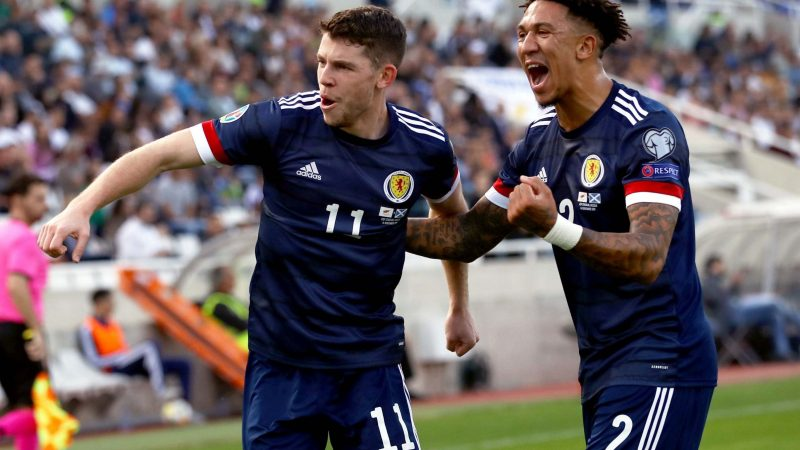 Cyprus vs Scotland result: John McGinn fires winner in Euro 2020 qualifying
