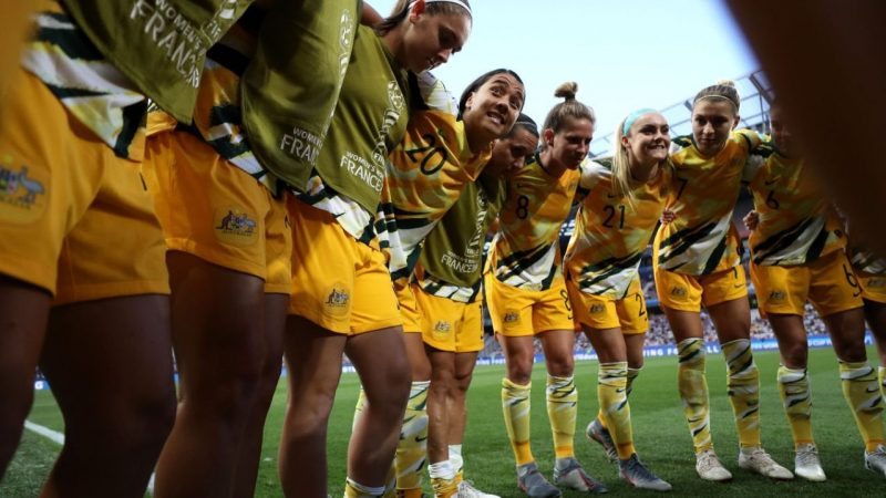 What the USWNT can learn from Australia's equal pay deal : WomensSoccer