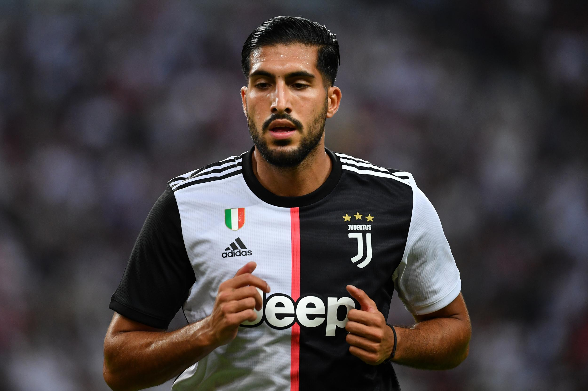 Ex-Liverpool midfielder Emre Can keen to take on board the lessons from 'tough time' on the sidelines at Juventus