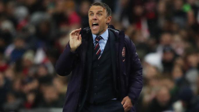 Phil Neville may face the sack if England do not beat the Czech Republic : WomensSoccer