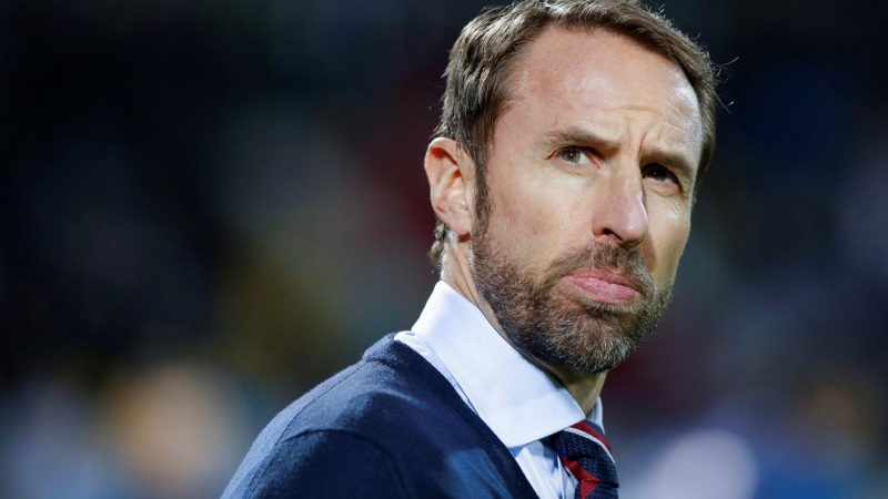 Gareth Southgate: I might not be in charge of England for Qatar 2022