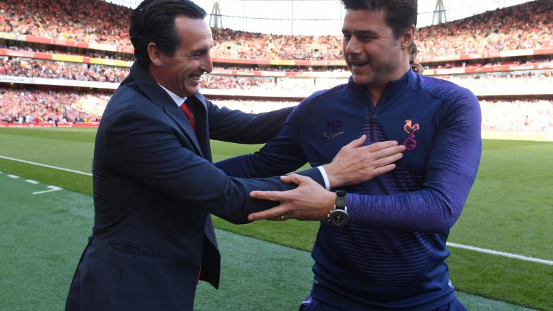 Unai Emery, Mauricio Pochettino and Europe's managerial 'spin cycle'