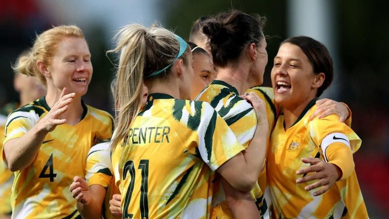 Football Federation Australia launches plan to drive women's game : WomensSoccer