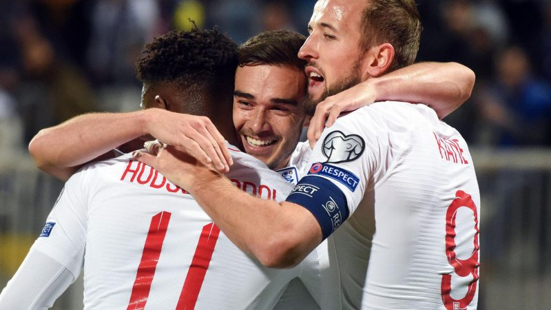 Kosovo 0-4 England player ratings: Kane, Winks and Rashford shine in win