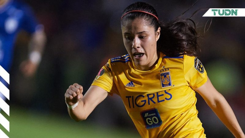 Houston Dash is in advanced negotiations with Mexican women's league champions, Tigres Femenil for the transfer of Lizbeth Jacqueline Ovalle : WomensSoccer