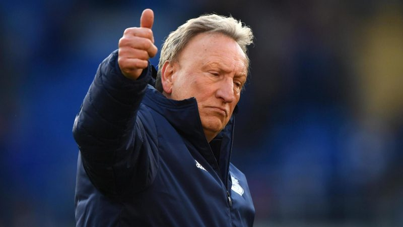 Neil Warnock leaves Cardiff after three years in charge