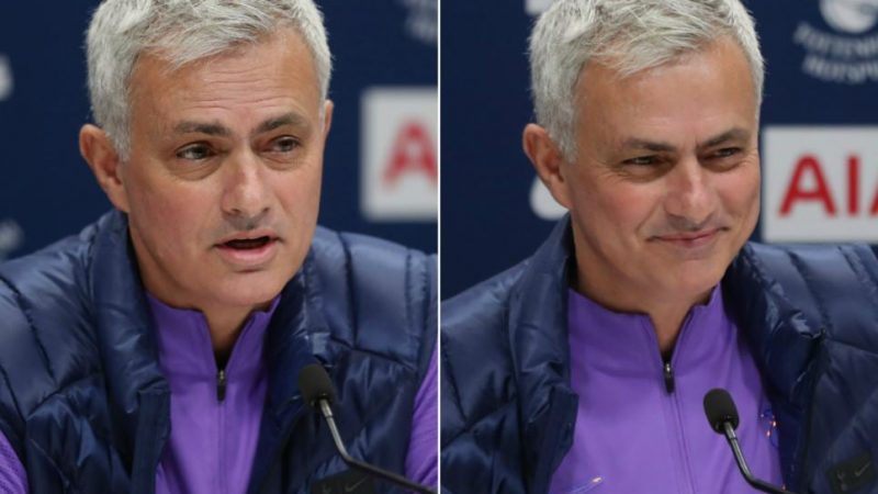 Jose Mourinho press conference: What Tottenham manager said – and what he really meant
