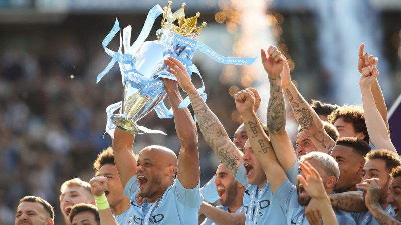 Manchester City close revenue gap with Manchester United, announce record haul