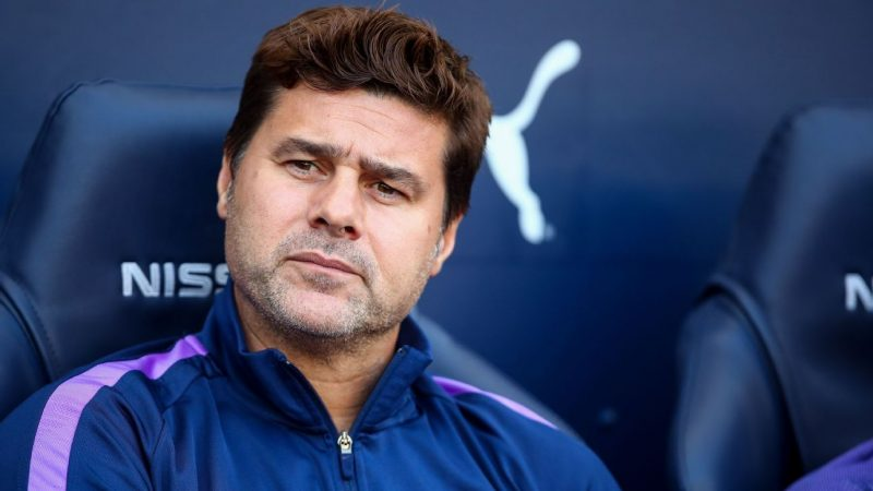 Pochettino's note to Tottenham Hotspur: 'Always in our hearts'