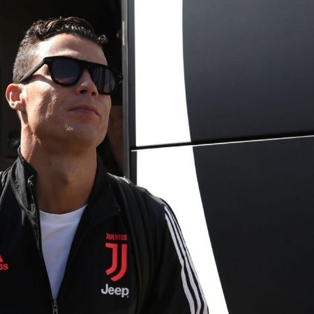 Juventus' Ronaldo 99 percent unlikely to play vs Atalanta